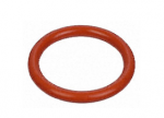 Precision Silicone O-Ring RED Round Brushes Table Surface